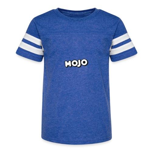sport meatrial - Kid's Vintage Sport T-Shirt