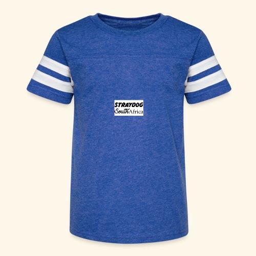 straydog clothing - Kid's Vintage Sport T-Shirt