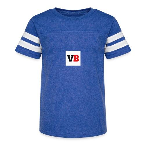 Vanzy boy - Kid's Vintage Sport T-Shirt