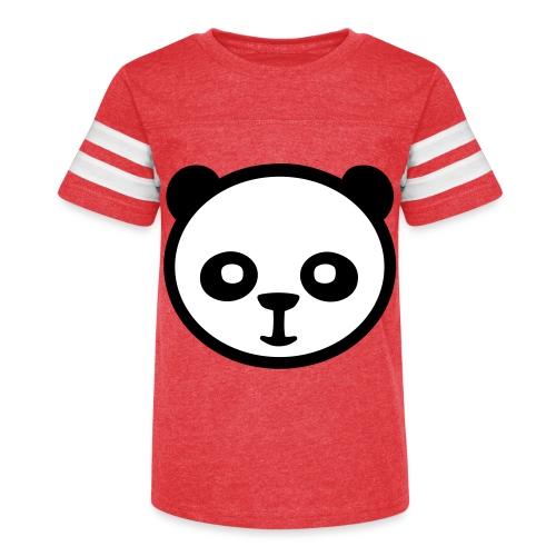 Panda bear, Big panda, Giant panda, Bamboo bear - Kid's Vintage Sport T-Shirt