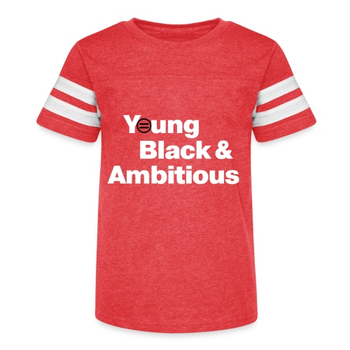 YBA Red and Blue Shirts2 - Kid's Vintage Sport T-Shirt
