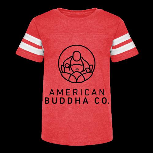 AMERICAN BUDDHA CO. ORIGINAL - Kid's Vintage Sport T-Shirt