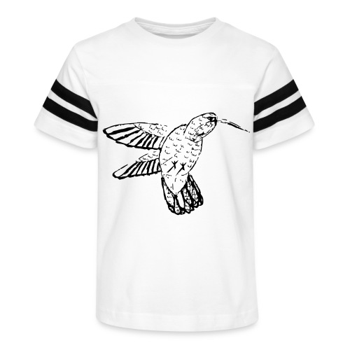 Hummingbird - Kid's Vintage Sport T-Shirt