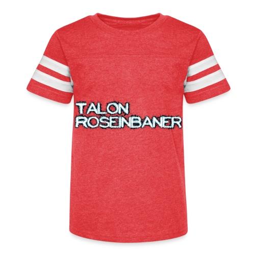 20171214 010027 - Kid's Vintage Sport T-Shirt