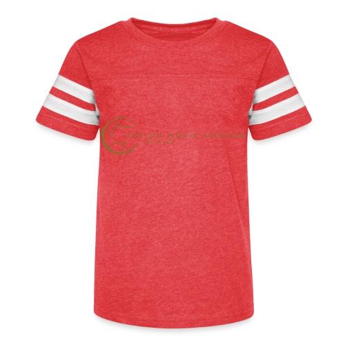 AMMT Logo Modern Look - Kid's Vintage Sport T-Shirt