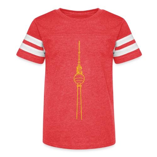 Berlin TV Tower - Kid's Vintage Sport T-Shirt