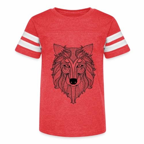 Classy Fox - Kid's Vintage Sport T-Shirt