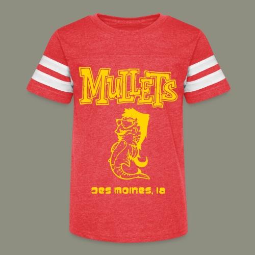 Mullets Color Series - Kid's Vintage Sport T-Shirt