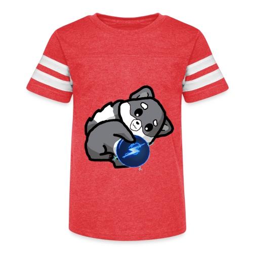 Eluketric's Zapp - Kid's Vintage Sport T-Shirt