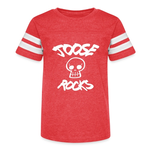 JOOSE Rocks - Kid's Vintage Sport T-Shirt