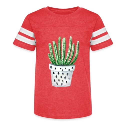 Cactus - Kid's Vintage Sport T-Shirt