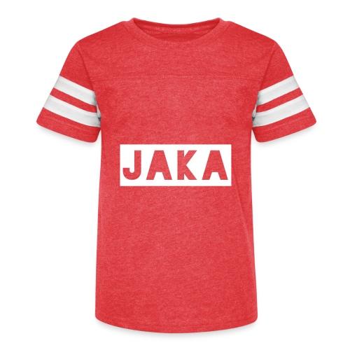 Jaka Supreme - Kid's Vintage Sport T-Shirt