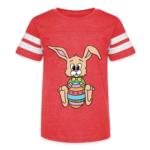 Easter Bunny Shirt - Kid's Vintage Sport T-Shirt