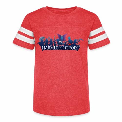 Just the logo - Kid's Vintage Sport T-Shirt