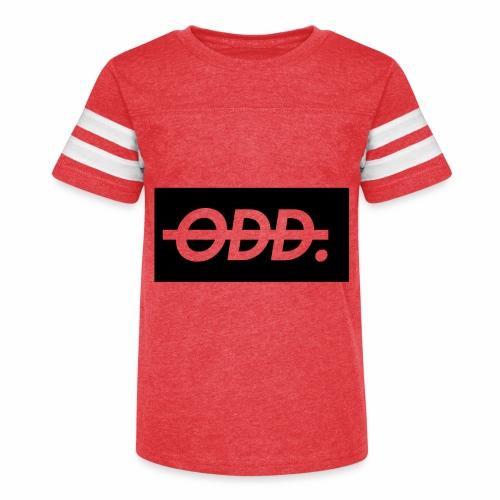 Odyssey Brand Logo - Kid's Vintage Sport T-Shirt