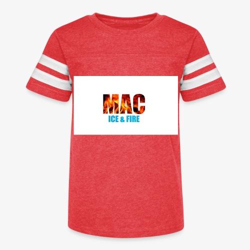 ICE FIRE - Kid's Vintage Sport T-Shirt