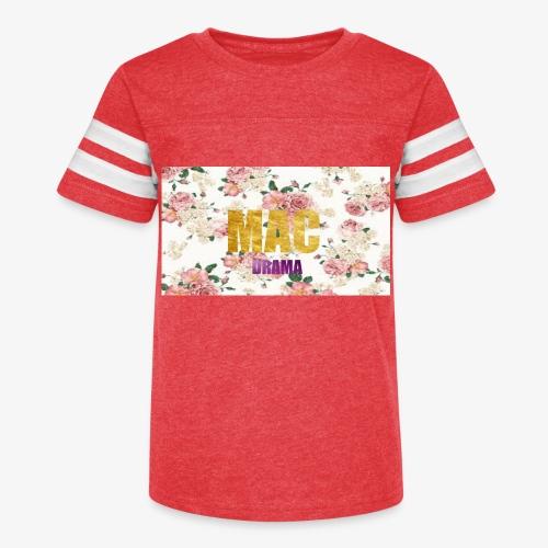 drama - Kid's Vintage Sport T-Shirt
