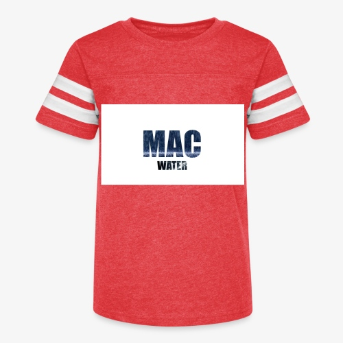 WATER - Kid's Vintage Sport T-Shirt