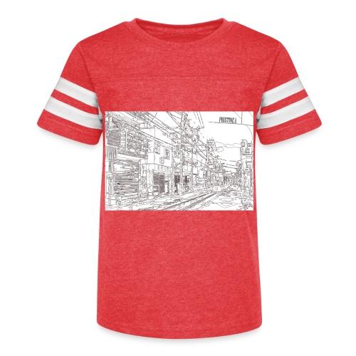 StreetLines - Kid's Vintage Sport T-Shirt