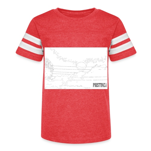 SunLines - Kid's Vintage Sport T-Shirt