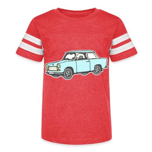 Trabant (lightblue) - Kid's Vintage Sports T-Shirt