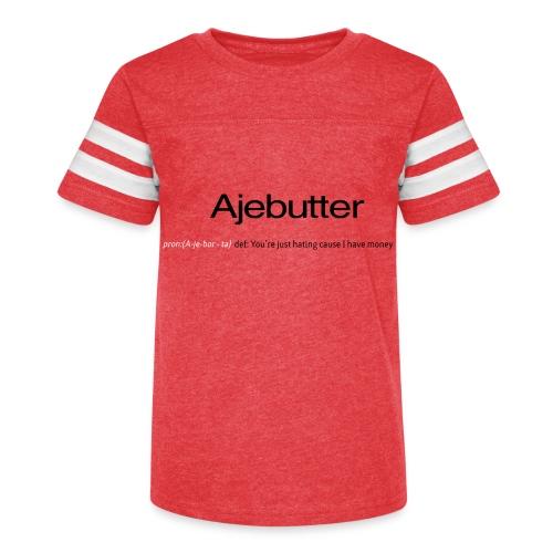 ajebutter - Kid's Vintage Sports T-Shirt