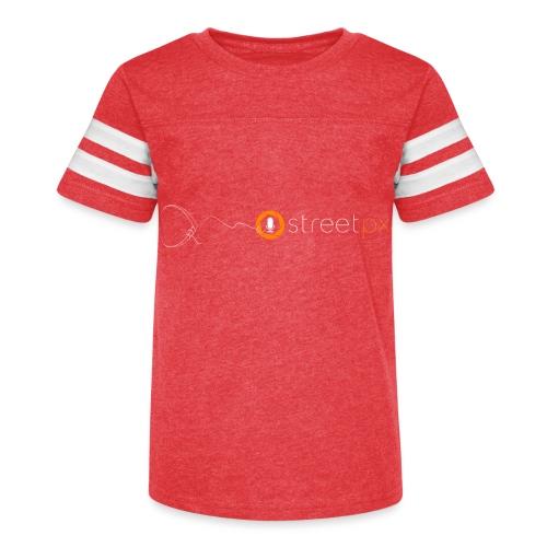 Hanging Heart - Kid's Vintage Sport T-Shirt