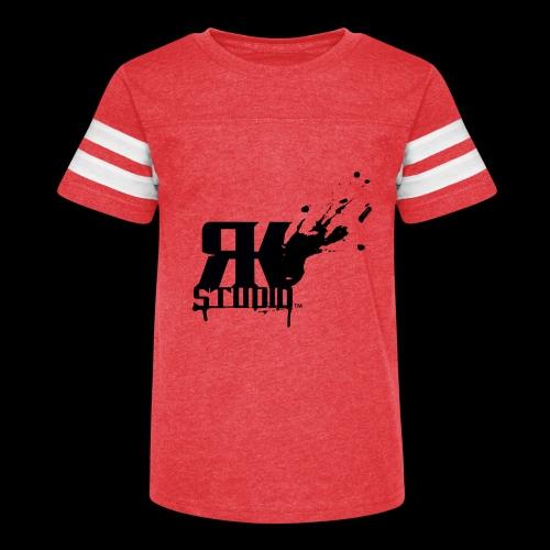 RKStudio Black Version - Kid's Vintage Sport T-Shirt