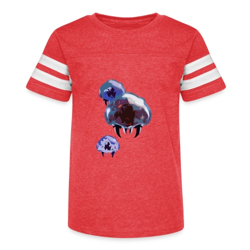 Metroid - Kid's Vintage Sport T-Shirt