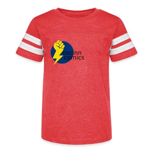 OSCINN - Kid's Vintage Sports T-Shirt
