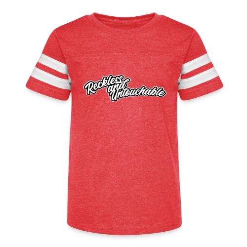 rau 01 - Kid's Vintage Sport T-Shirt