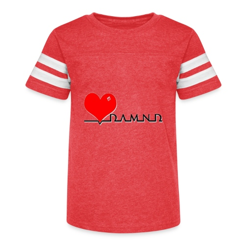 Damnd - Kid's Vintage Sport T-Shirt