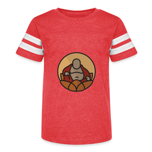 AMERICAN BUDDHA CO. COLOR - Kid's Vintage Sport T-Shirt