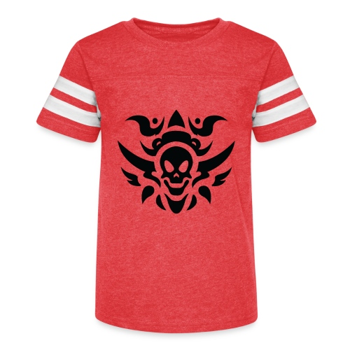 tattoo PNG5487 - Kid's Vintage Sport T-Shirt