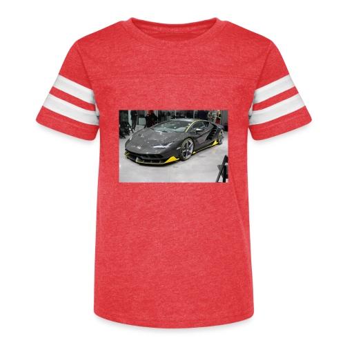 lambo shirt limeted - Kid's Vintage Sport T-Shirt