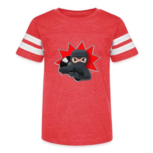 MERACHKA ICON LOGO - Kid's Vintage Sport T-Shirt