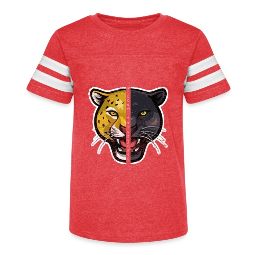 Welcome To The Jungle - Kid's Vintage Sport T-Shirt