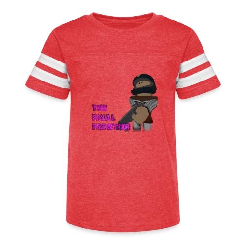 The Final Frontier - Kid's Vintage Sport T-Shirt