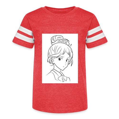 Girl - Kid's Vintage Sport T-Shirt
