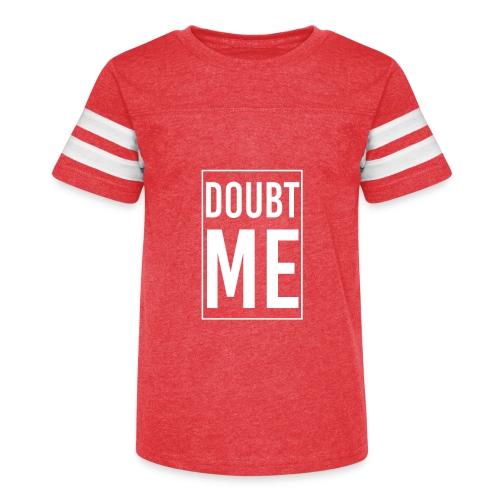 DOUBT ME T-SHIRT - Kid's Vintage Sport T-Shirt