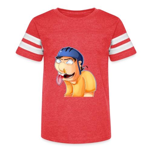 jeffy clipart - Kid's Vintage Sport T-Shirt