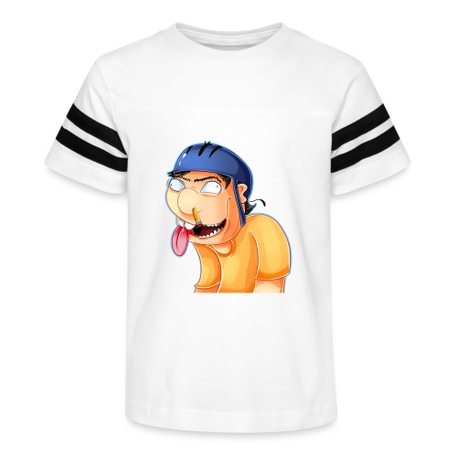 jeffy clipart - Kid's Vintage Sport T-Shirt
