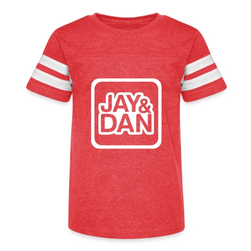 Jay and Dan Baby & Toddler Shirts - Kid's Vintage Sport T-Shirt