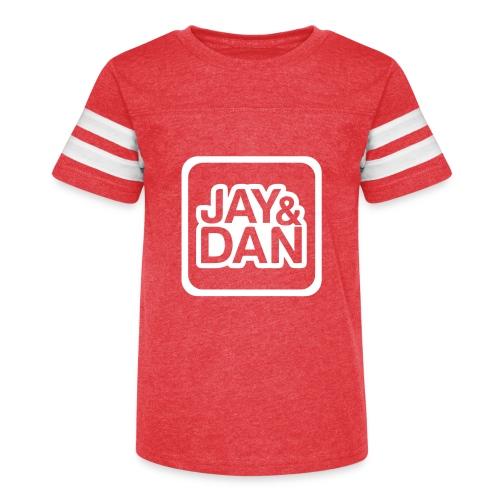 Jay and Dan Baby & Toddler Shirts - Kid's Vintage Sports T-Shirt