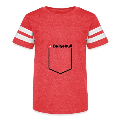 BULGEBULL POCKET - Kid's Vintage Sport T-Shirt