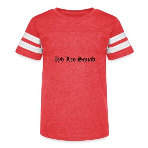 iyb leo squad logo - Kid's Vintage Sport T-Shirt