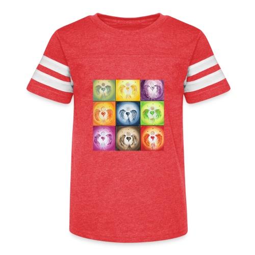 Heartangel Mix - Kid's Vintage Sport T-Shirt