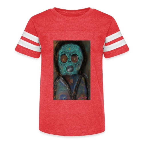 The galactic space monkey - Kid's Vintage Sport T-Shirt