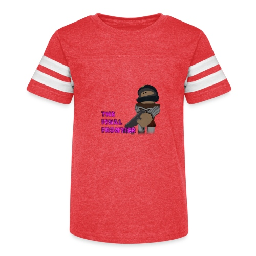 The Final Frontier Sports Items - Kid's Vintage Sport T-Shirt
