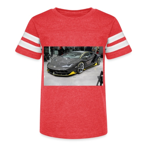 Lamborghini Centenario front three quarter e146585 - Kid's Vintage Sport T-Shirt